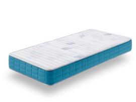 Colchón juvenil para camas nido, muelles ensacados