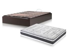 Oferta de colchón de viscoelástica + Canapé