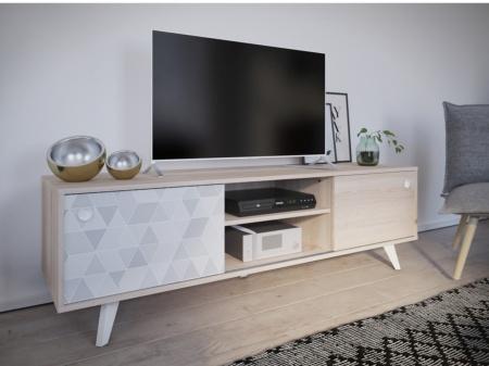 Mesa mueble tv de dise o oferta mueble con mesa para - Muebles modernos de diseno ...