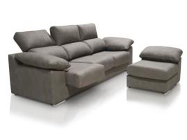 Sofá chaise-longue partida reducida