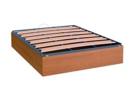 Oferta canapé de madera con somier