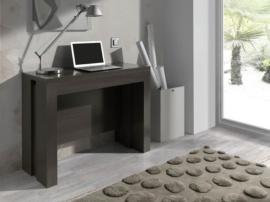 Mesa consola con 4 posibles extensiones