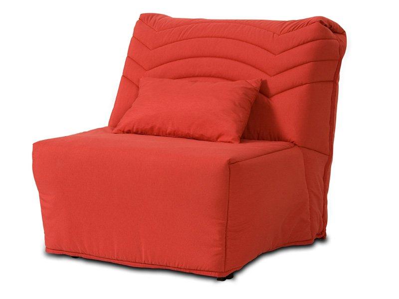 Sill n cama en loneta desenfundable con estructura met lica for Sillon cama juvenil