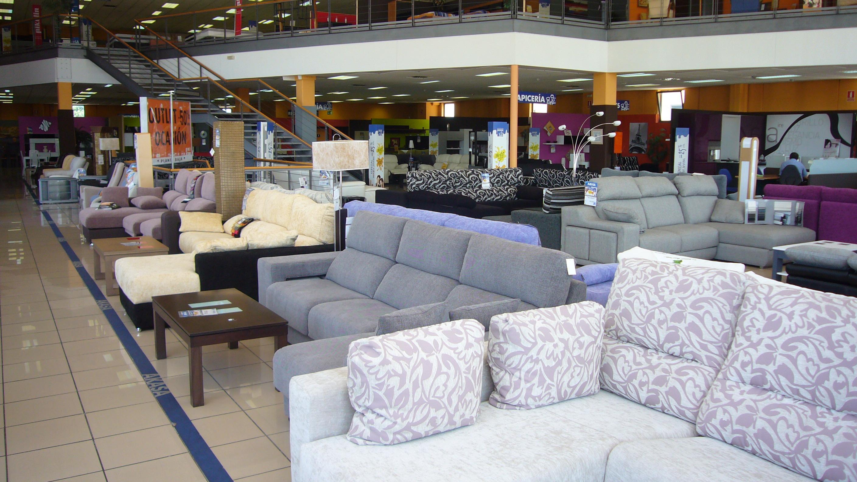 Tienda muebles en Madrid - Fuenlabrada, gran expositor de ...