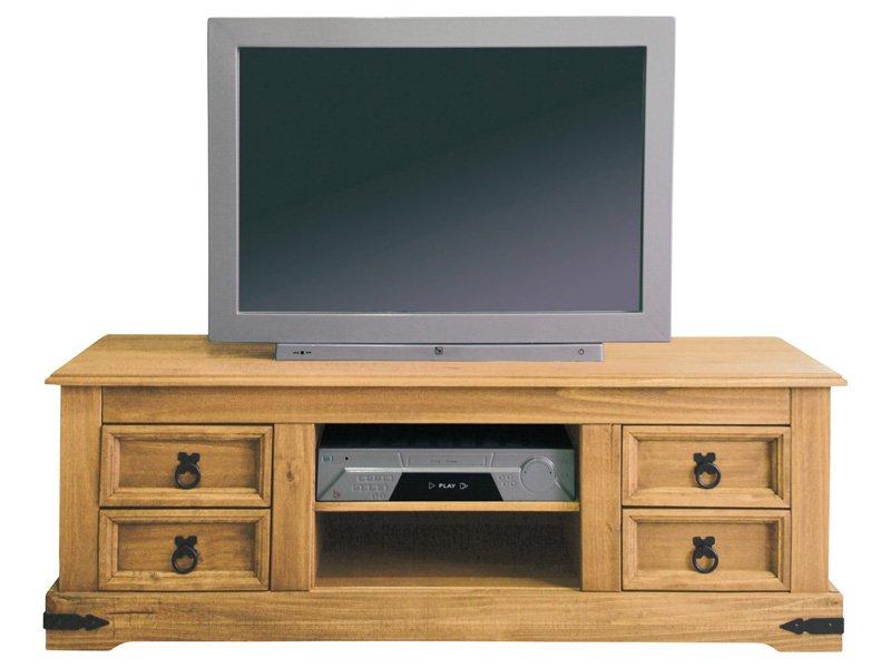 Muebles para tv de madera rusticos - Muebles de madera para television ...