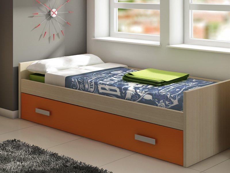 Cama doble juvenil - Doble cama para ninos ...