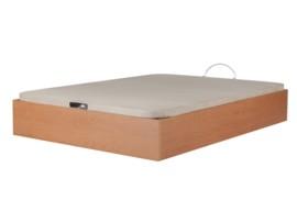 Oferta canapé de madera con base 3D