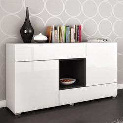Casas cocinas mueble escritorio ordenador ikea - Aparadores merkamueble ...