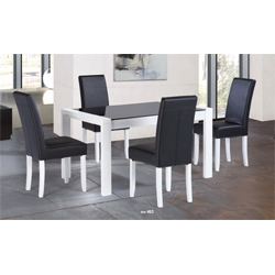 Mesas de comedor sillas de cocina y sal n para el hogar for Mesas y sillas para salon