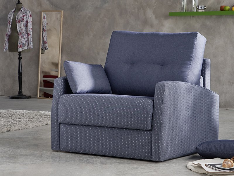 Sillon cama apertura italiana sillon cama italiano sofa for Sillon cama de una plaza