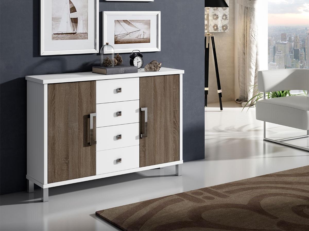 Aparador de medidas reducidas - Muebles de recibidor modernos ...