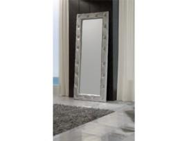 Espejo de vestidor en polipiel