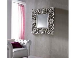 Espejo cuadrado elegante