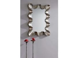 Espejo rectangular de diseño elegante