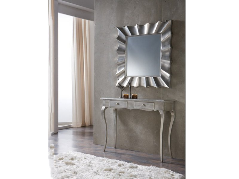 Mueble recibidor isabelino mueble consola auxiliar estilo - Muebles de recibidor clasicos ...