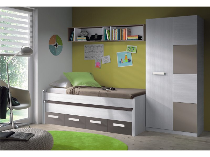 Habitaci n de ni os muebles habitaci n infantil color - Mueble habitacion infantil ...