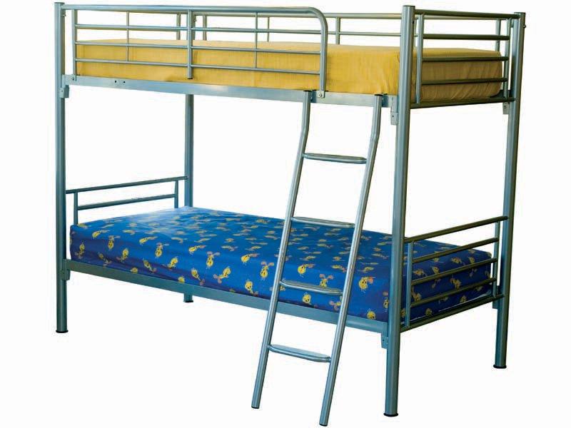 Litera Juvenil Metálica Cama Litera Para Dormitorio Infantil Niños