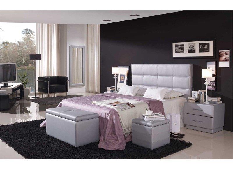 Cabecero cama a cuadros oferta cabezal de cama tapizado - Cuadros cabecera cama ...