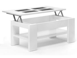 Mesas de centro modelos auxiliares extensibles y elevables for Mesas auxiliares conforama