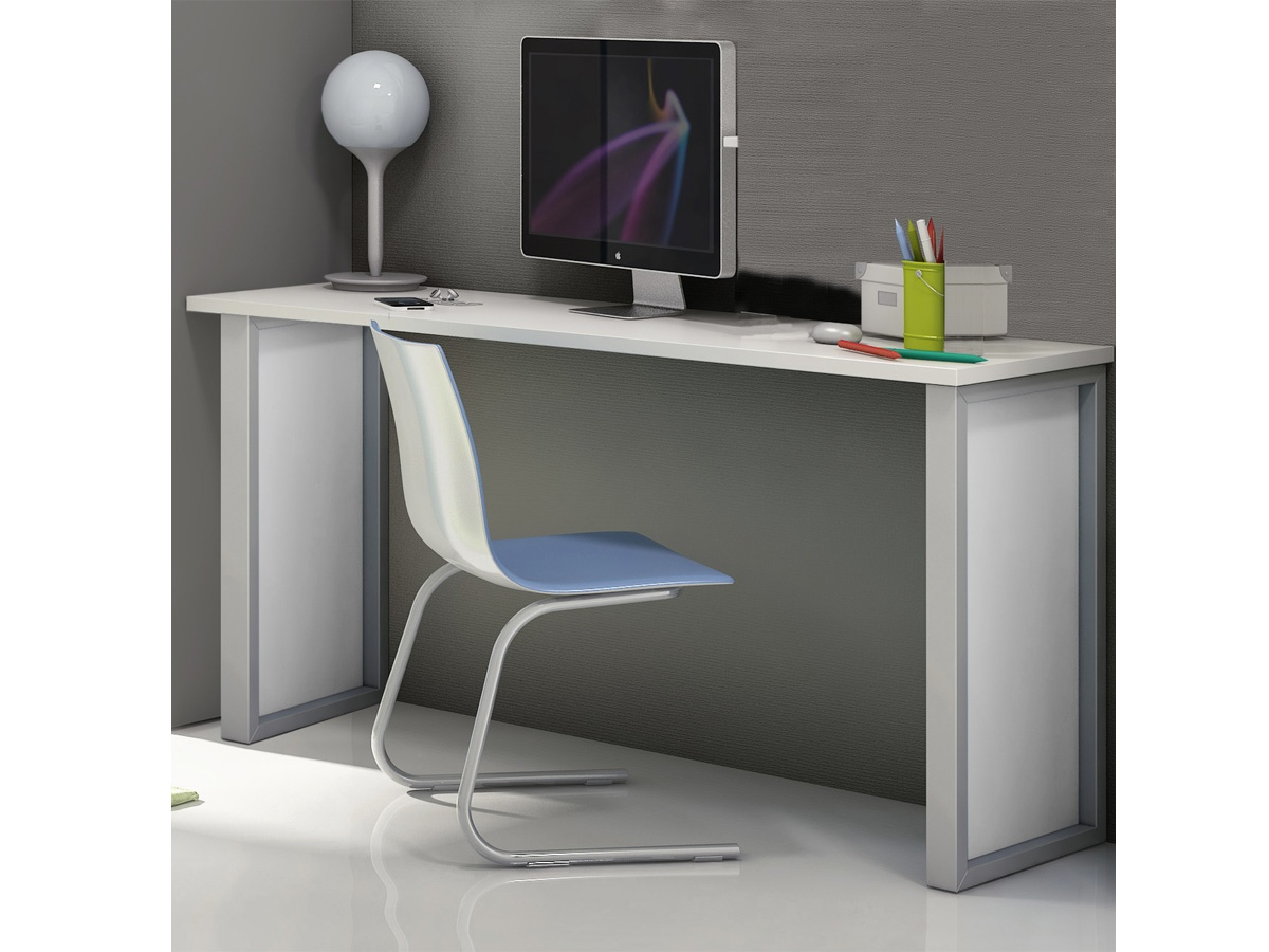 Mesa escritorio en diferentes colores y medidas - Mesa estudio juvenil ...