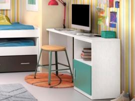 Mesa escritorio Basic en diferentes colores y medidas