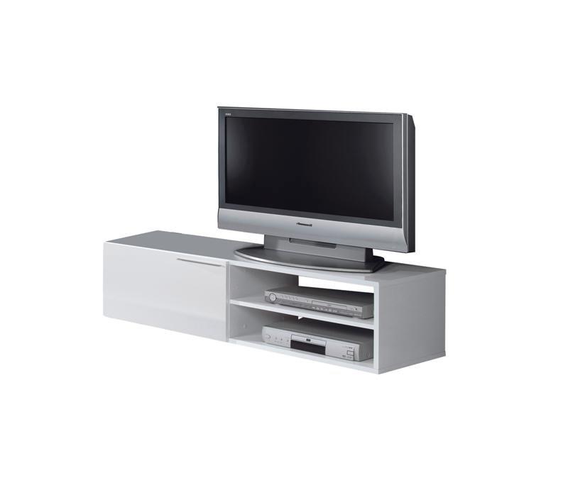 Mueble auxiliar tv blanco mueble auxiliar de tv mueble - Mueble television barato ...