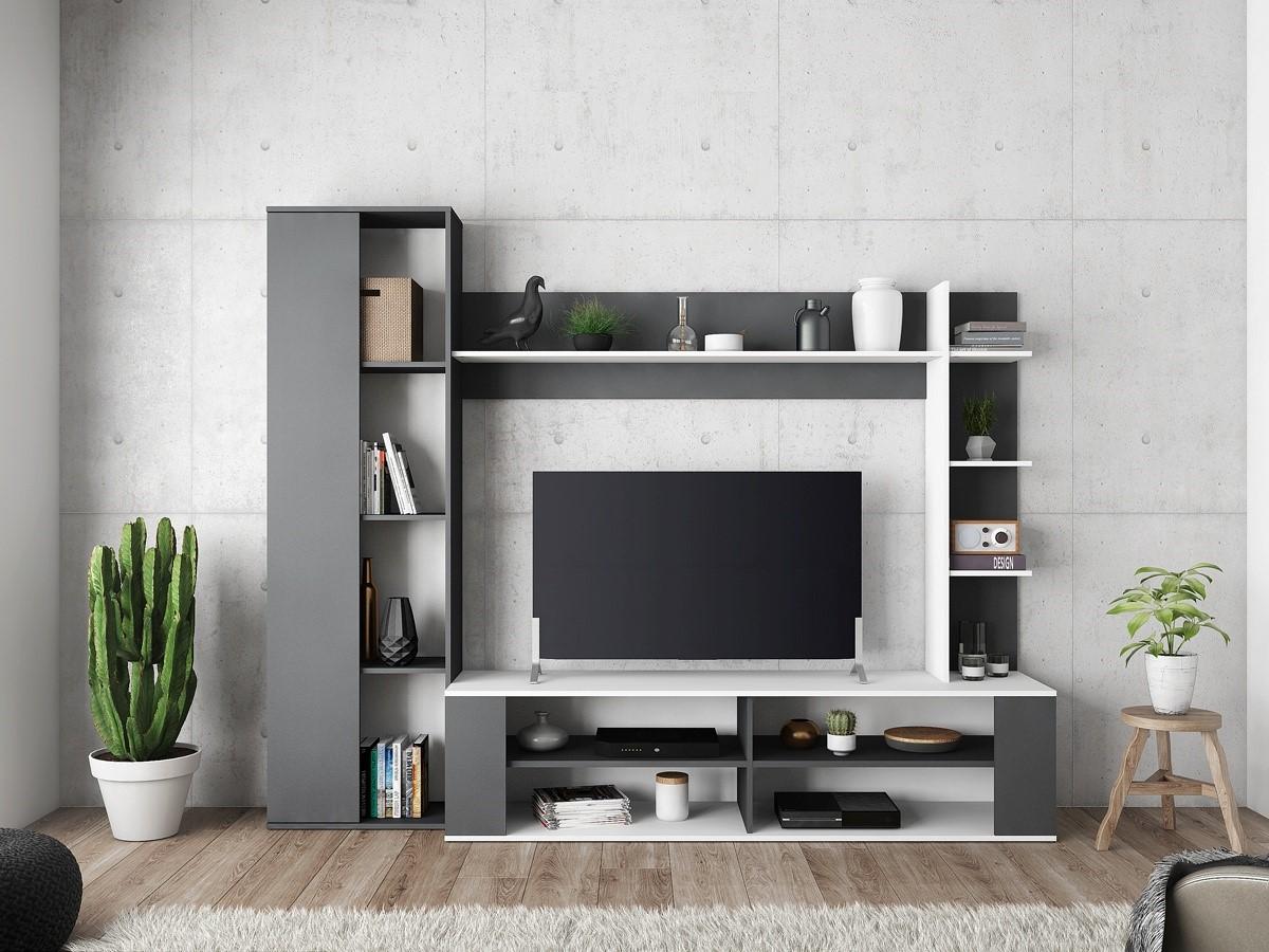 muebles baratos de salon modulables