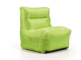 Sill n pouff de diferentes colores for Akasa muebles