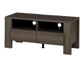 Mueble de televisión con cajones/estantes
