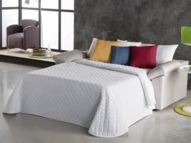 sofá cama convertible salón
