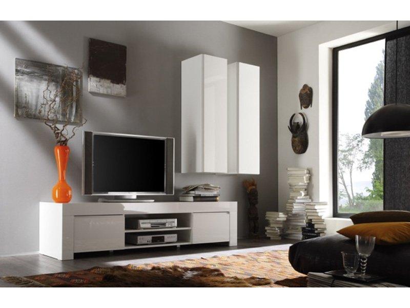 Mueble de sal n espacios reducidos mueble blanco de sal n for Mueble zapatero para espacios pequenos