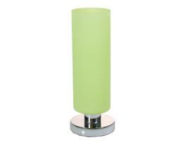 Lámpara metal 13x13x33 cm