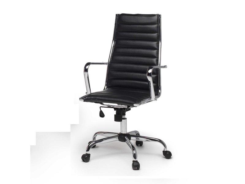 Silla de oficina transpirable, sillón oficina tapizado tela mesh