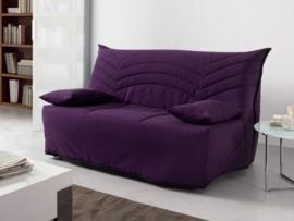 Sofá cama 2 plazas - espacios reducidos
