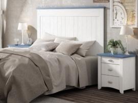 Dormitorio de estilo Provenzal