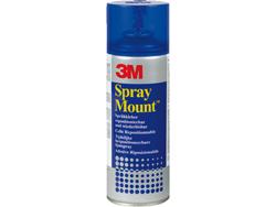 3M: Adhesivo en spray reposicionable: 400 ml