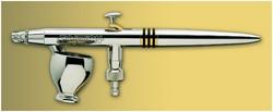 Aerógrafo Evolution X Solo: boquilla de 0,4 mm, sistema de alimentación por aspiración (sin depósito)