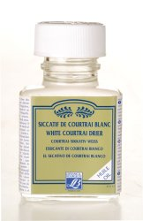 Lefranc & Bourgeois: Secativo de Courtrai blanco: 75 ml