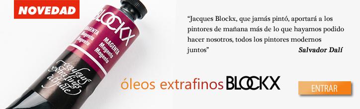 Óleo extrafino Blockx