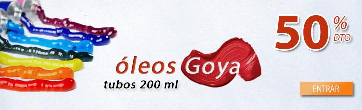 Oleo Goya 200 ml