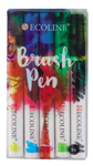 Cajas Ecoline Brush Pen