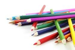 Material Dibujo Lapices De Color