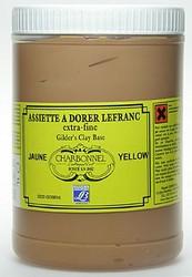 Charbonnel: Bol para dorar: 1 litro: Amarillo