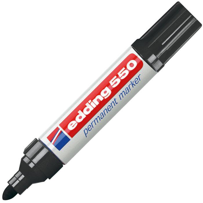 Edding 550: rotulador permanente con punta redonda