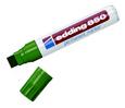 Edding 850: rotulador permanente con punta biselada