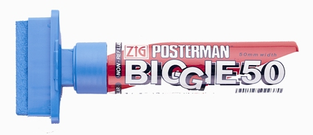 Posterman: rotulador