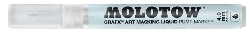 Molotow: rotulador enmascarador