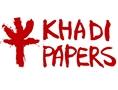 Papeles acuarela Khadi