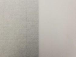 Papel de cañamo, kozo y algodón de 65 x 95 cm, color blanco, 40 g/m2, y PH 6,5