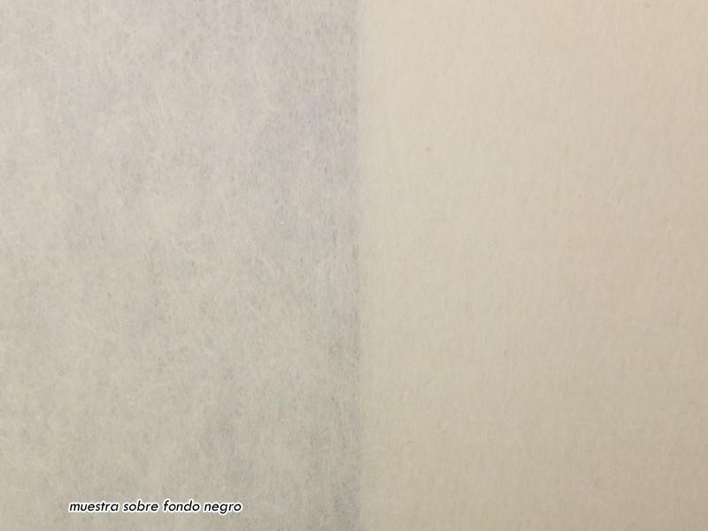 Papel 100 gampi de 65 x 95 cm color blanco roto 40 g m2 - Gama de colores blanco roto ...